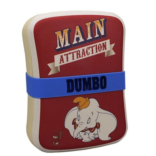 Disney Dumbo Main Attraction Bamboo Lunch Box